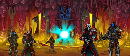 EpicDuel Legion Defeat