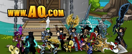 AQW Hanging Out