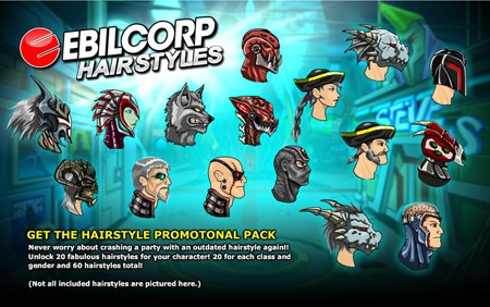 EpicDuel - Hair Styles