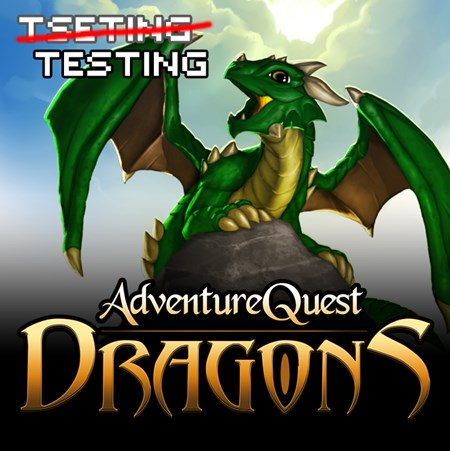 Testing AQ Dragons