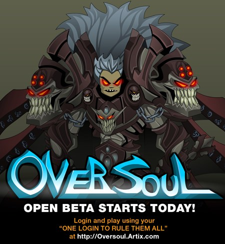 Oversoul Beta Launch